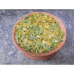 Mélange salade antillaise